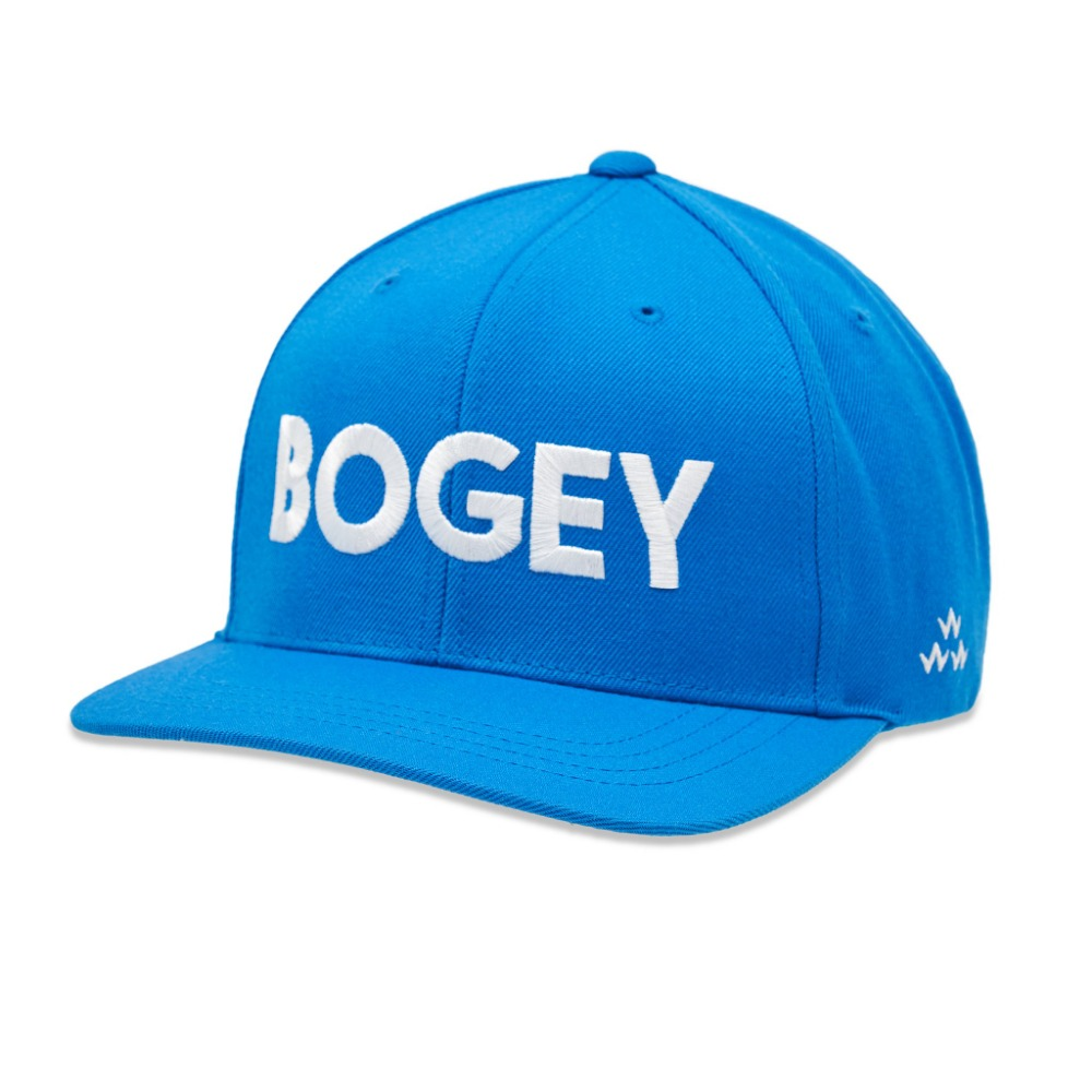 BIRDS OF CONDOR - BOGEY SNAPBACK BLUE