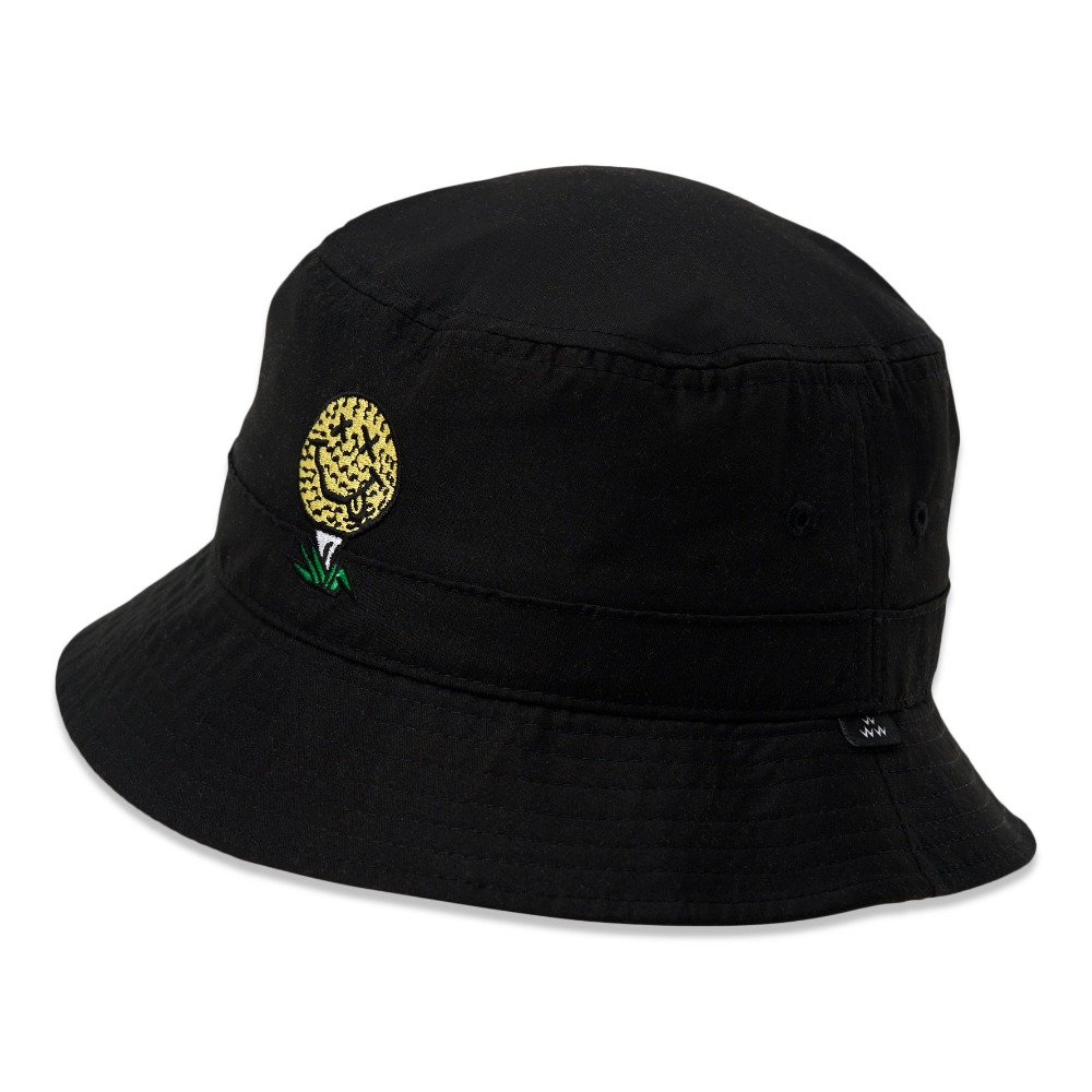 BIRDS OF CONDOR - BUCKET HAT BLACK