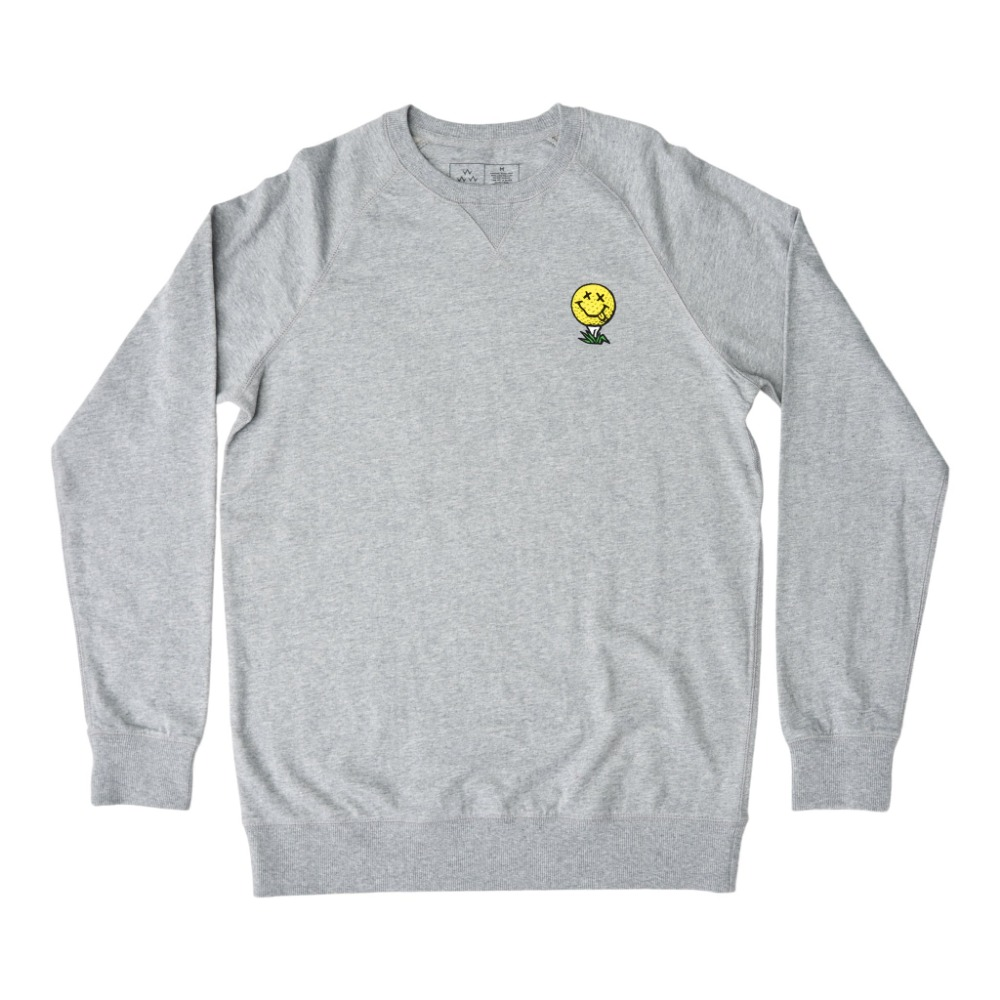 BIRDS OF CONDOR - NEW NEVERFIND SWEATS GREY