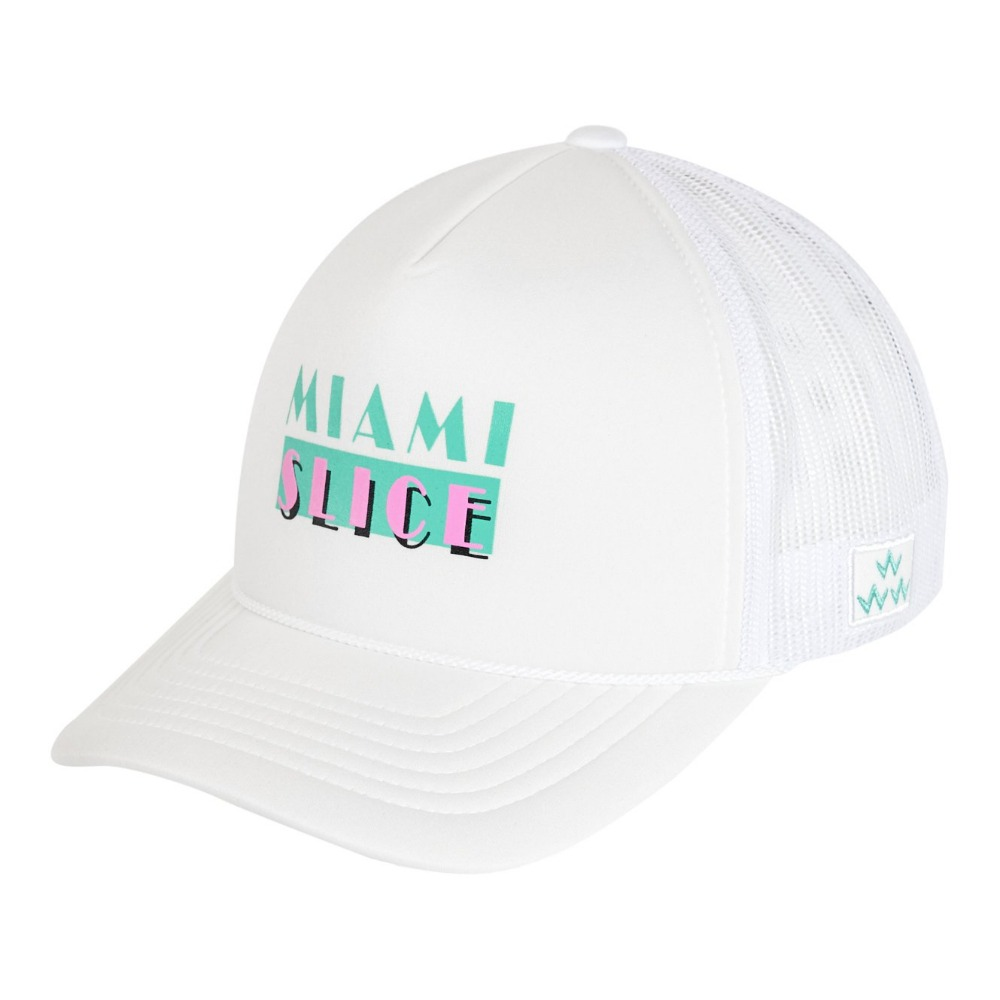BIRDS OF CONDOR - MIAMI SLICE SNAPBACK